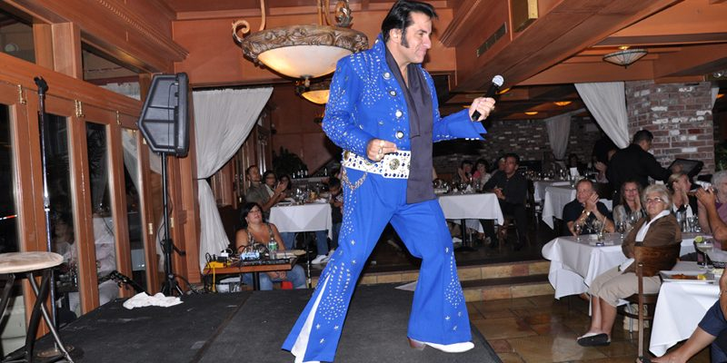 Gene DiNapoli - #1 NY Elvis - Mr. Entertainment