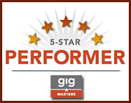 GigMasters - Five Star Performer